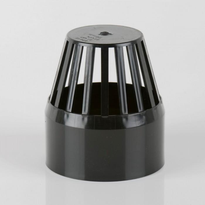 110mm pvcu push fit soil pipe vent cowl soil pipes. Black Bedroom Furniture Sets. Home Design Ideas