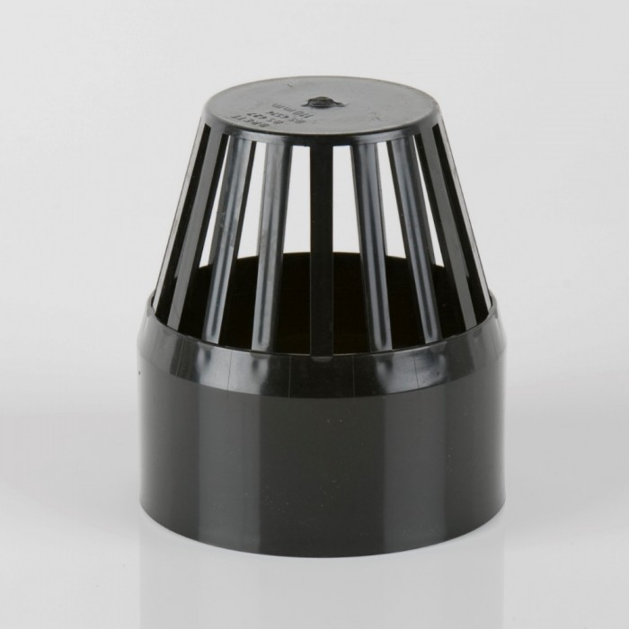 Mm pvcu solvent weld soil pipe vent cowl