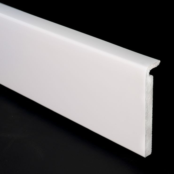 175mm x 20mm uPVC Fascia Board x 5m (Pack of 2)