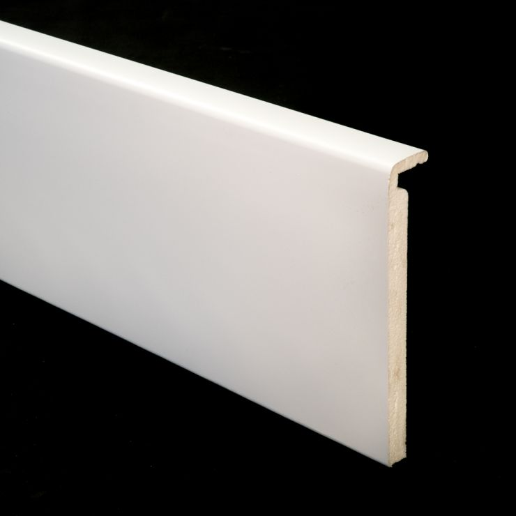 225mm x 20mm uPVC Fascia Board x 5m (Pack of 2)