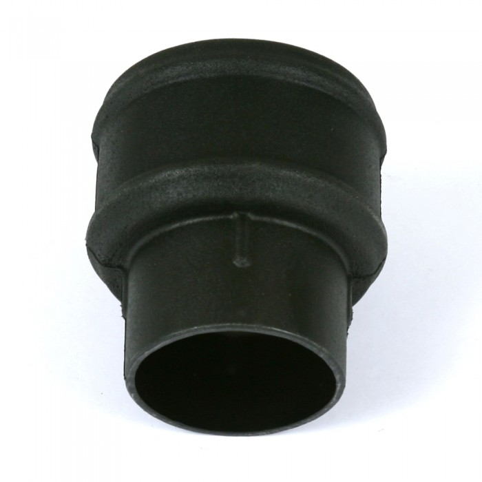 105mm Round Cast Iron Style Downpipe Coupler