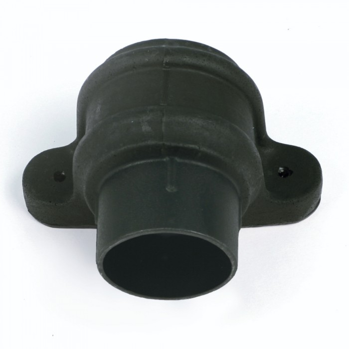 105mm Round Cast Iron Style Downpipe Coupler with Lugs