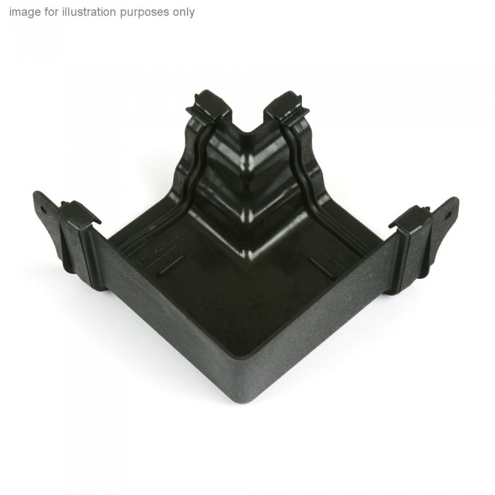 Prostyle Cascade Cast Effect Fabricated Gutter Angle