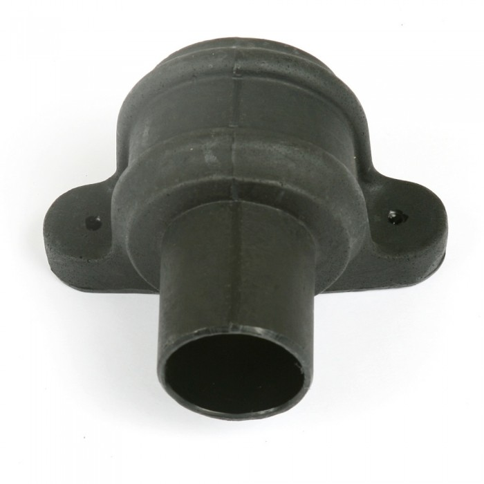 68mm Round Cascade Cast Iron Style Downpipe Coupler