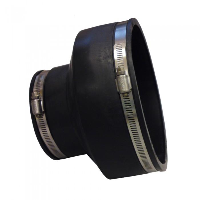 Flexible Coupler Plastic To Plastic 160mm X 110mm