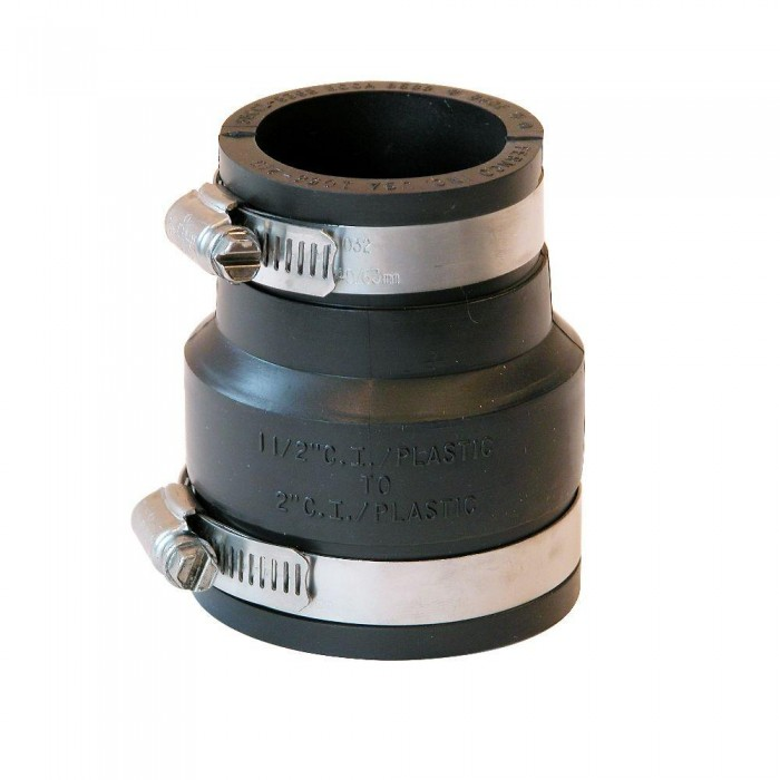 Flexseal Drain Coupling with OD of 80mm-95mm on Alternate Sides