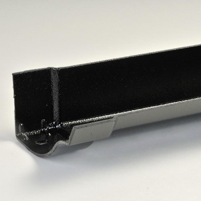125mm Victorian Ogee Cast Aluminium Gutter X 1 8m Cast