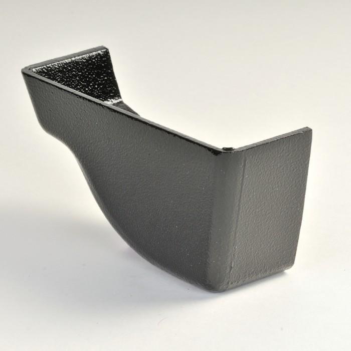 125mm Victorian Ogee Cast Aluminium Gutter External