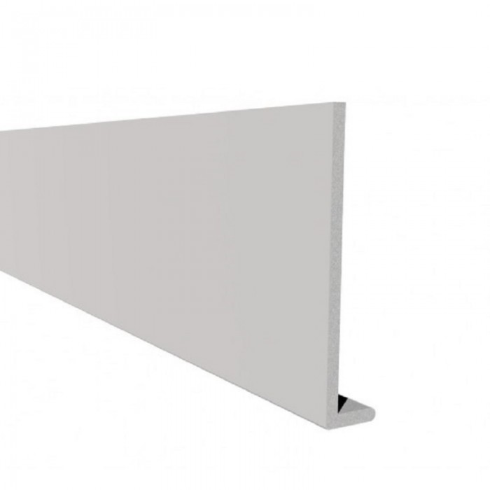 300mm x 9mm uPVC Capping Board x 5m (Pack of 2)