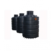 sewage treatment plant 12 person