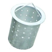 yard gully aluminium silt bucket b6301
