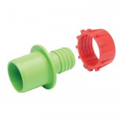 mdpe water pipe low density class d adaptor 7787
