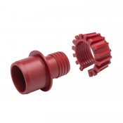 mdpe water pipe normal guage adaptor 7995