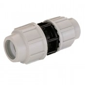 mdpe water pipe  reducing coupling 7110