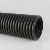 perforated twinwall drainage pipe x 6m