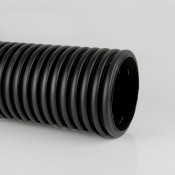 half perforated twinwall drainage pipe x 6m