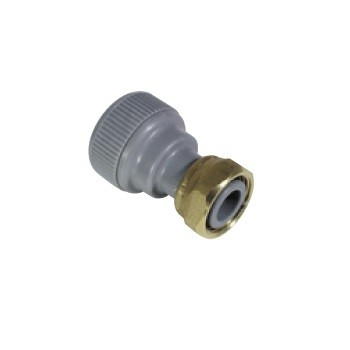 Plumbfit Straight Tap Connector