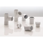 50mm Solvent Weld Waste Pipes and Fittings
