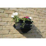 Cast Iron Style Wall Planters