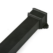 100mm x 75mm Rectangular Cast Iron Style Downpipes