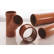 Sewer Pipes & Fittings